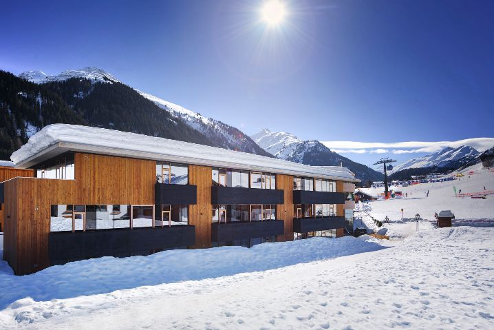 Appartements direkt in St. Anton am Arlberg